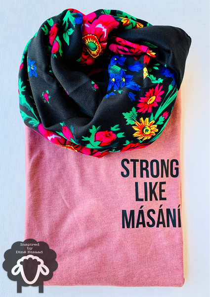 Strong Like Másání Women's Tee