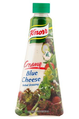 Knorr Creamy Blue Cheese Salad Dressing340ml