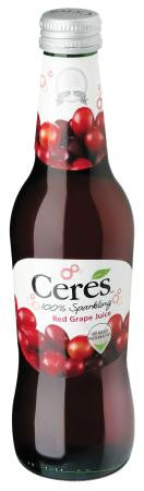 Ceres Sparkling 100% White Grape Juice275ml
