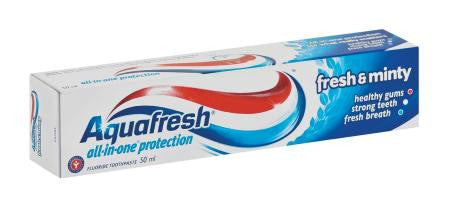Aquafresh Blue Toothpaste 50ml