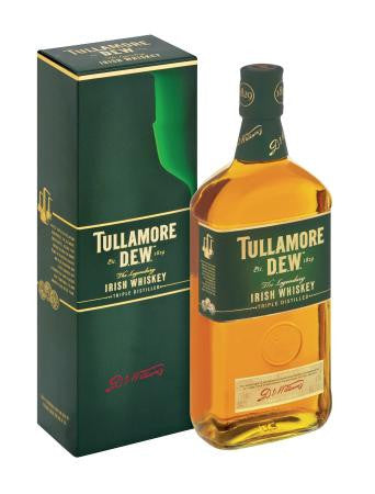 Tullamore Dew Irish Whiskey 750 ml