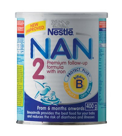 Nestle Nan 2 Protector Plus 400g