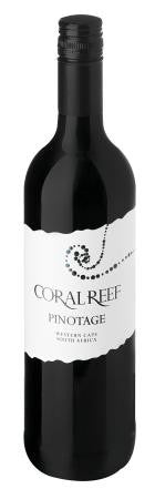 Coral Reef Pinotage 750 Ml