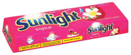 Sunlight Laundry Bar Tropical 400g