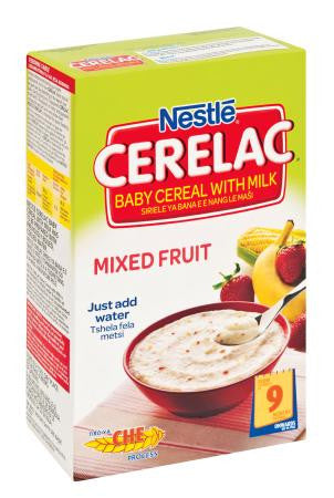 Nestle Cerelac Infant CerealMixed Fruit 250g