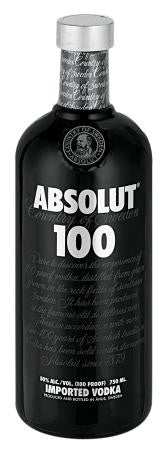 Absolut Vodka 100 750 ml