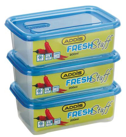Addis Fresh Stuff Food Set 200ml 3ea