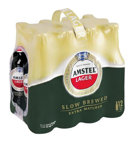 Amstel Carry Pack 330ml 12ea