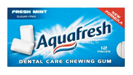 Aquafresh Protect Gum Fresh Teeth 12ea