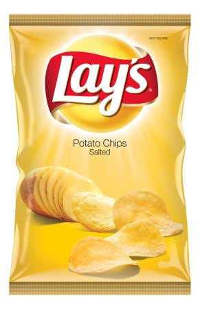 Lay's Chips Salted 125g
