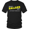 It's A Ballard Thing, You Wouldn't Understand