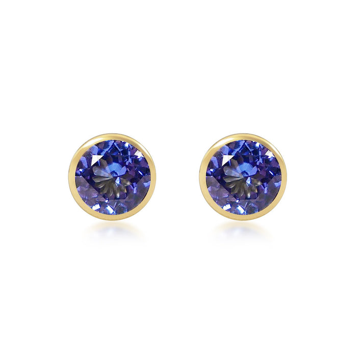 Boutons D'Or - Tanzanite