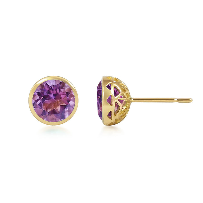 Boutons D'Or - Amethyst
