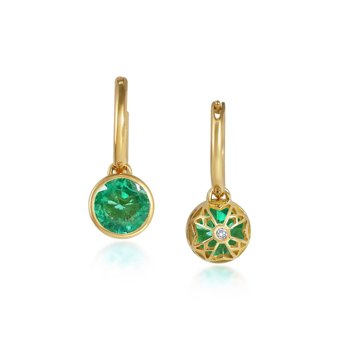 Gouttes D'Or - Emerald