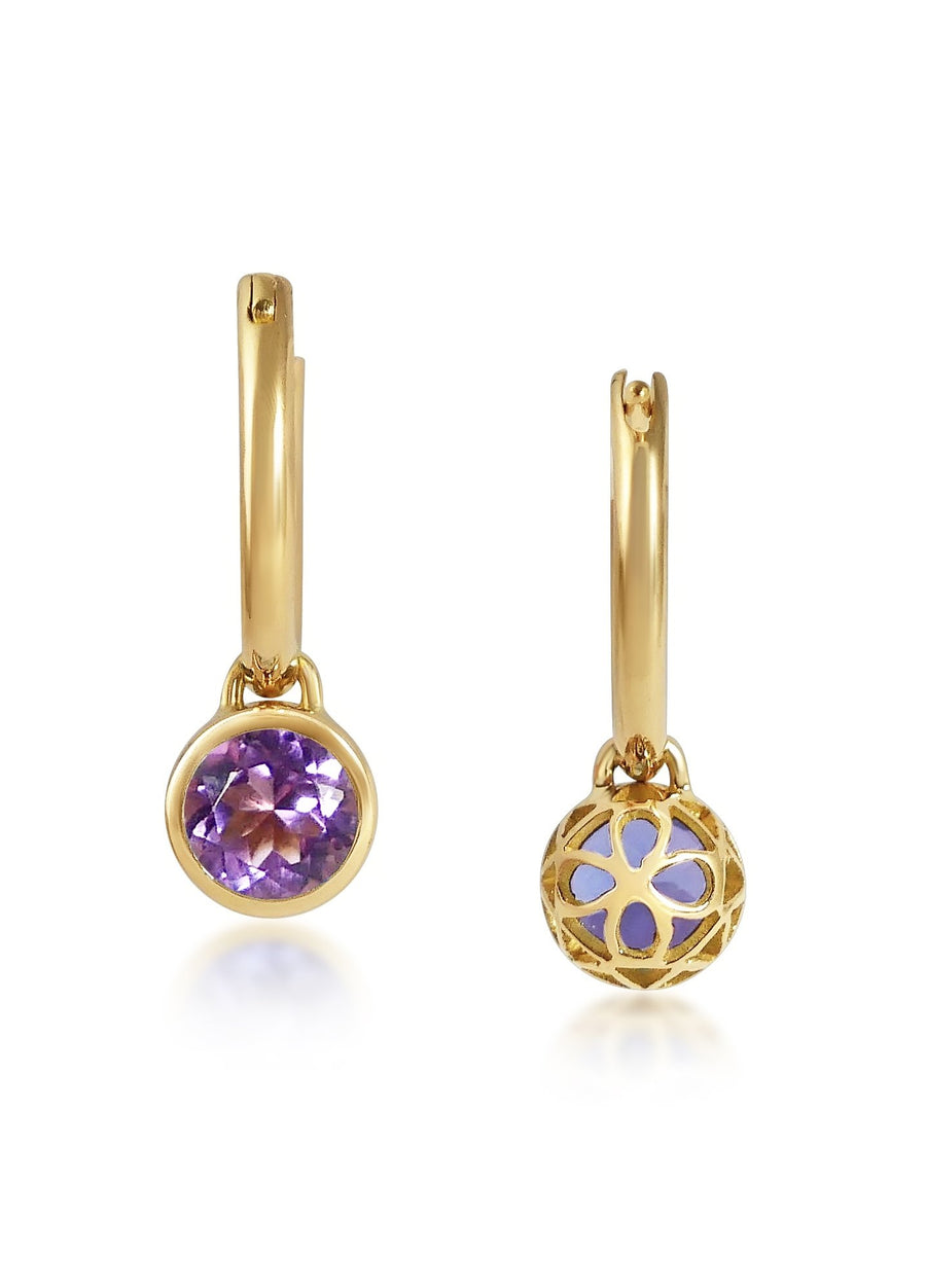 Gouttes D'Or - Amethyst