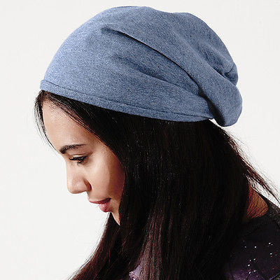 WOMENS   MENS BC361 JERSEY BEANIE GREAT LOOOKING ONE SIZE – SMS TOGETHER fe0a1b035a3f