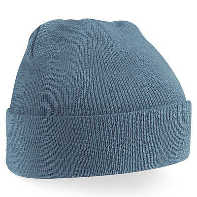 MENS   WOMENS BC045 ORIGINAL CUFFED BEANIE ONE SIZE GREAT FOR WINTER – SMS  TOGETHER 72cd07db8034