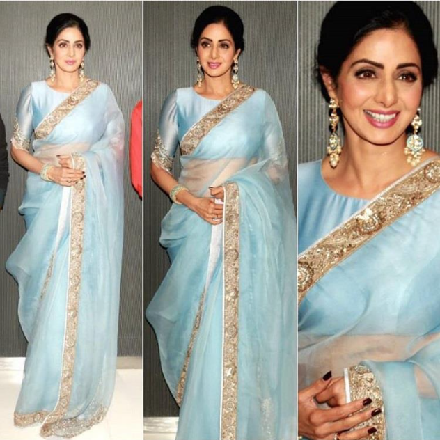 Sridevi: How To Get Her Look