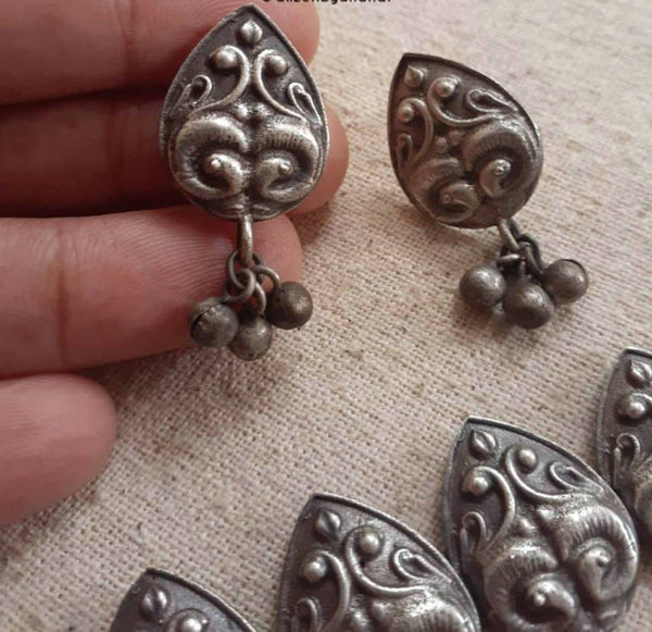 Silver look alike, high quality,antique silver look handmade jewelry,indian Jewelery,ethnic , traditional, boho tribal German Silver