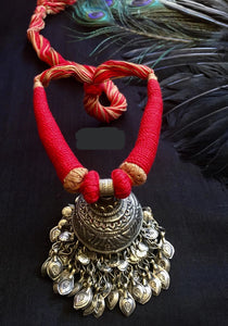 Beautiful Afghan Style Piece Of Necklace