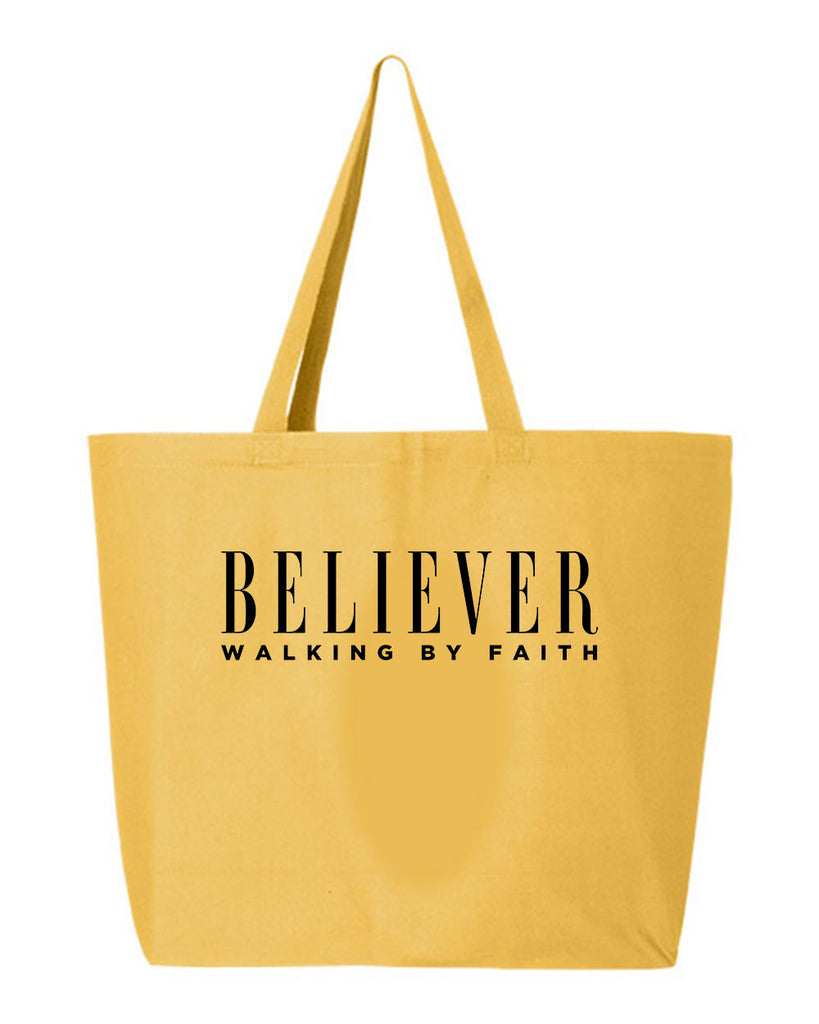 Believer Tote