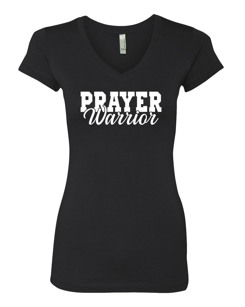 Prayer Warrior Relax Fit V-Neck