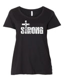 Jesus Strong- Curvy Collection