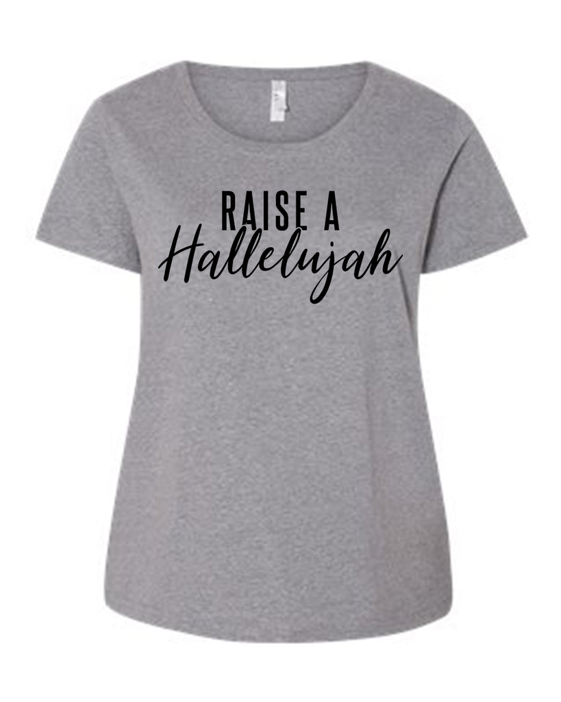 Raise A Hallelujah- Curvy Collection
