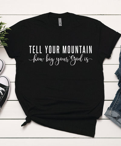Tell Your Mountain