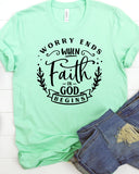 When Faith In God Begins