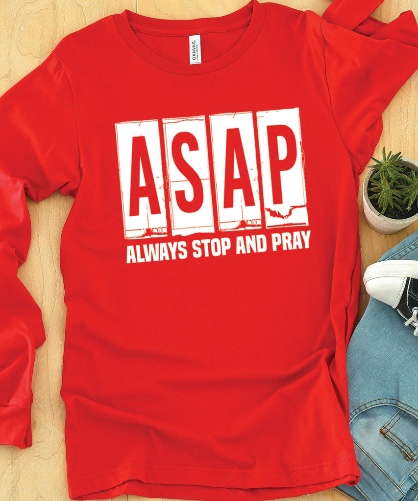 ASAP Long SLeeve