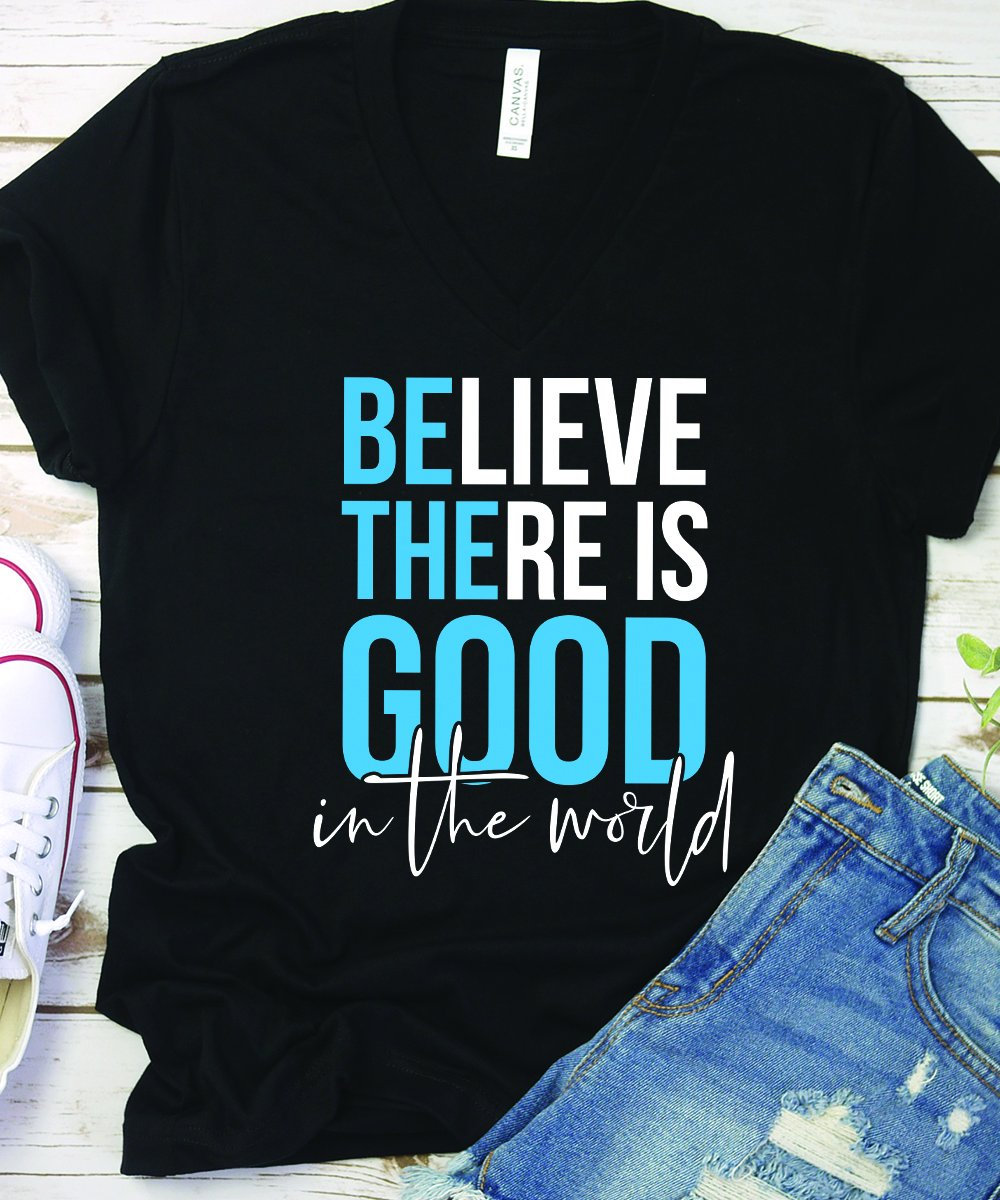 Be The Good V-Neck