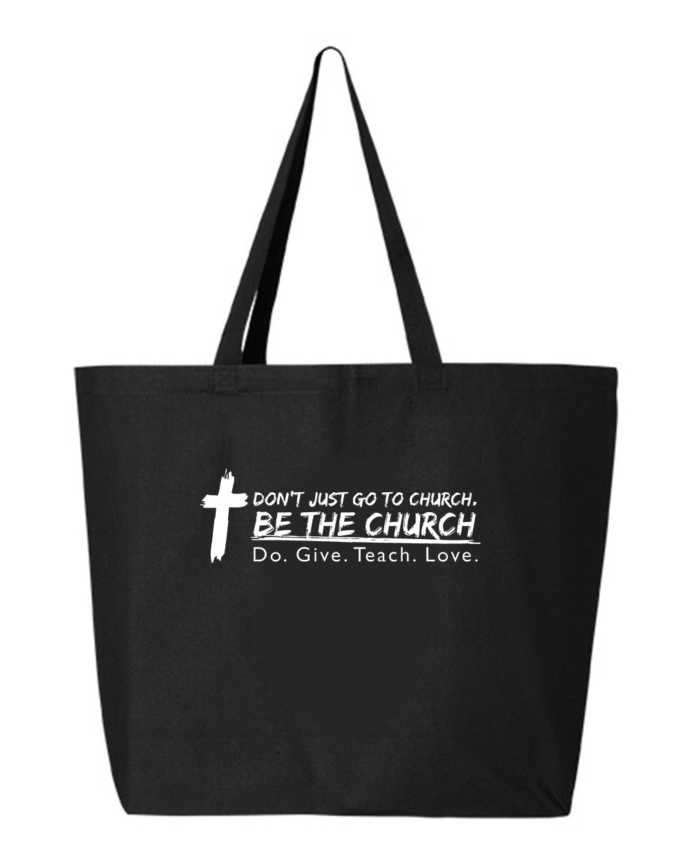 Be The Church Tote