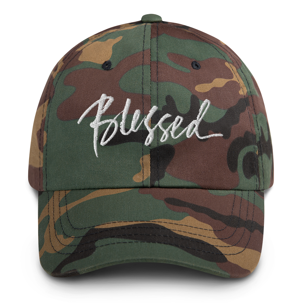 Blessed Classic Dad Style Hat