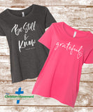 Be Still and Know Bundle-Curvy Collection