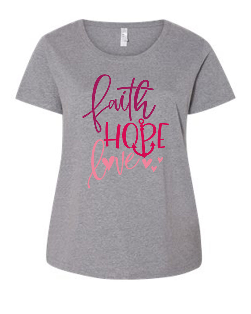 Faith Hope Love - Curvy Collection