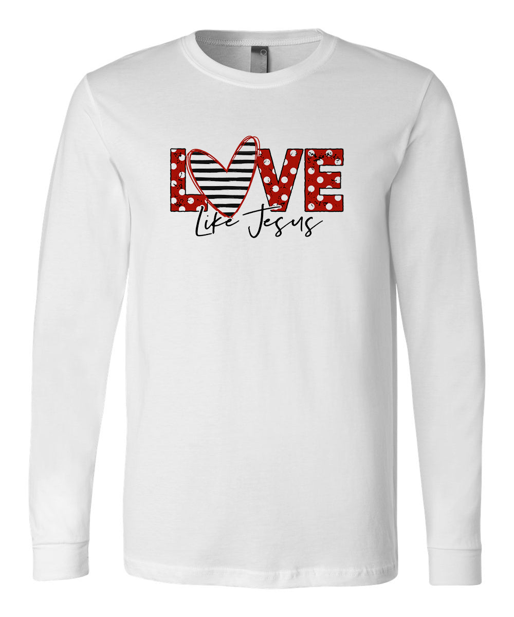 Love Like Jesus Long Sleeve
