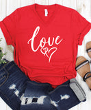 love Relax Fit V-Neck