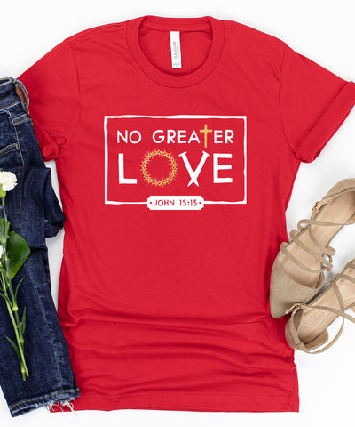 No Greater Love