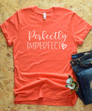 Perfectly Imperfect Christian T-shirt
