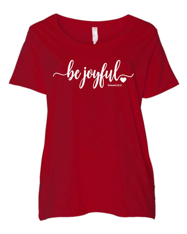 Be Joyful - Curvy Collection