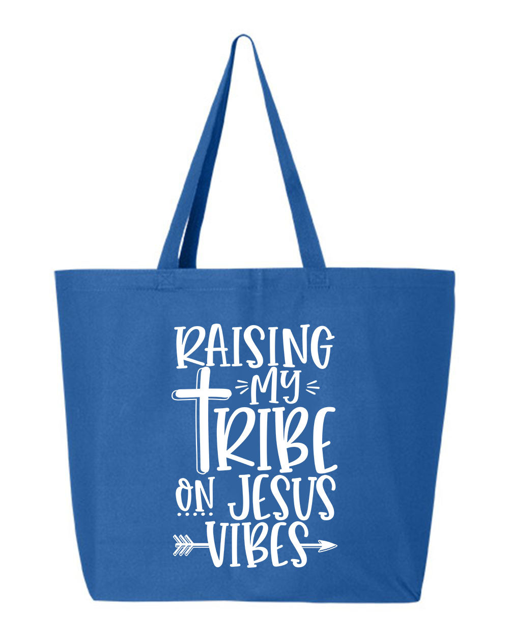 Raising My Tribe Tote