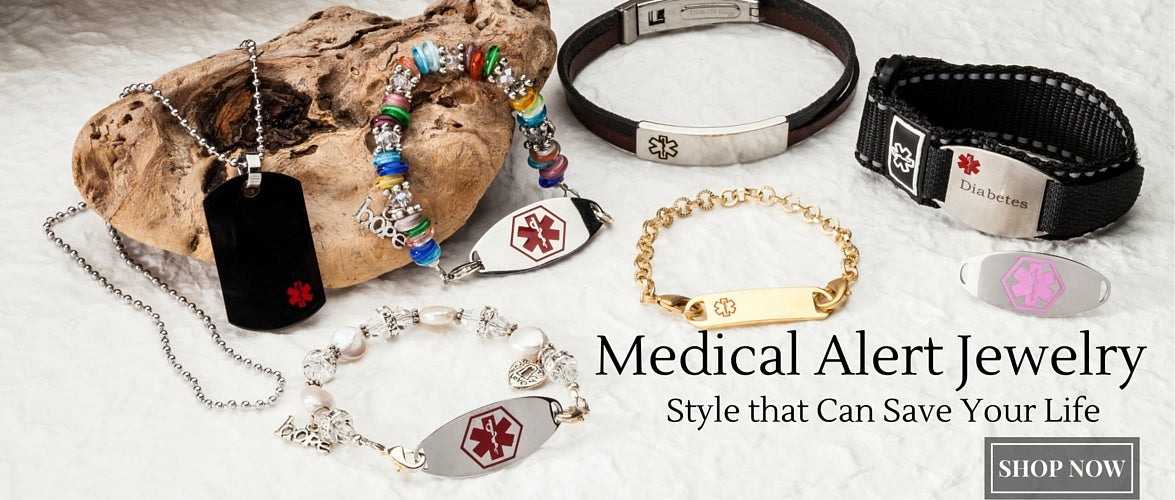 Medical Alert Jewelry by Rachels Cure by Design