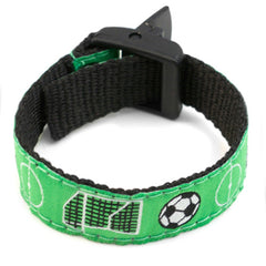Soccer Medical Alert Bracelet with Engraving