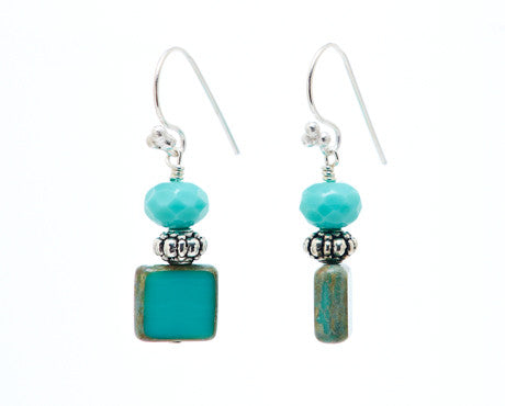 Turquoise Squared