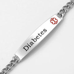 The Classic Medical ID Bracelet