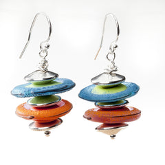Looking Glass Earring