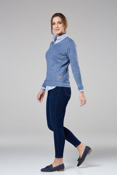 Sedgeford V-Neck Jumper