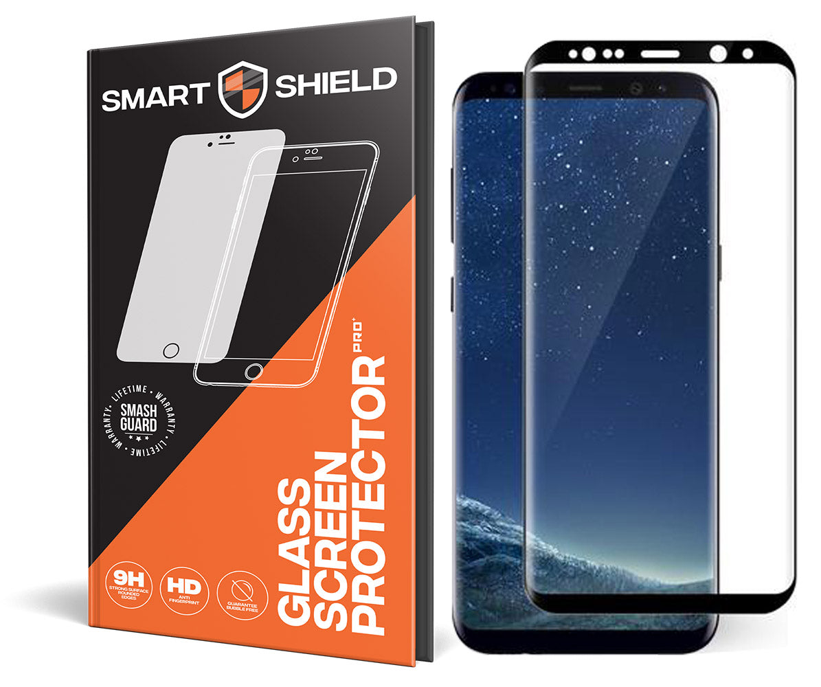 Samsung Galaxy S8 Tempered Glass Screen Protector