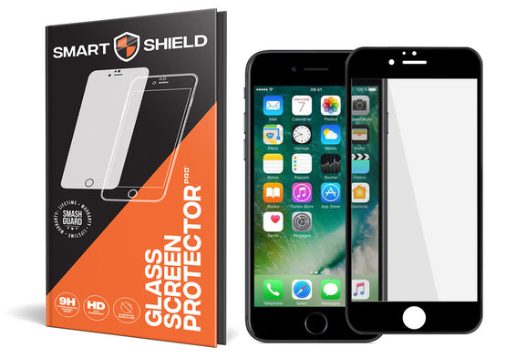 iPhone FULL Coverage PREMIUM Tempered Glass Screen Protector